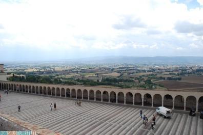 Basilica of Saint Francis, Assisi - Umbria, Italy