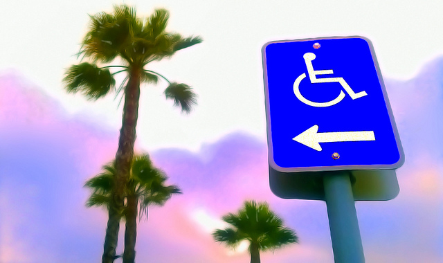 Travelling with disability