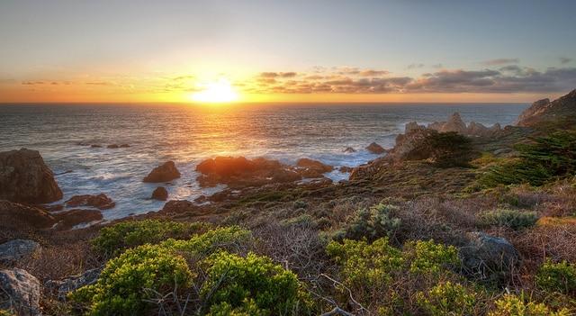 Pacific Coast Highway - Big Sur, California, USA
