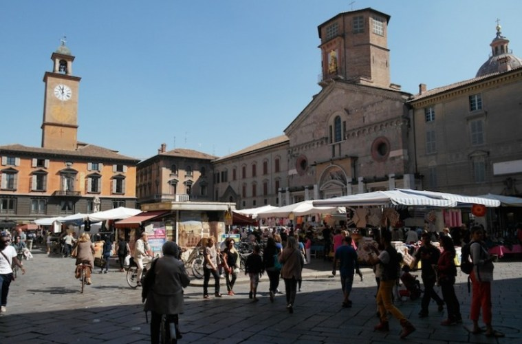 Reggio Emilia – History, Culture and Good Food in Central Italy