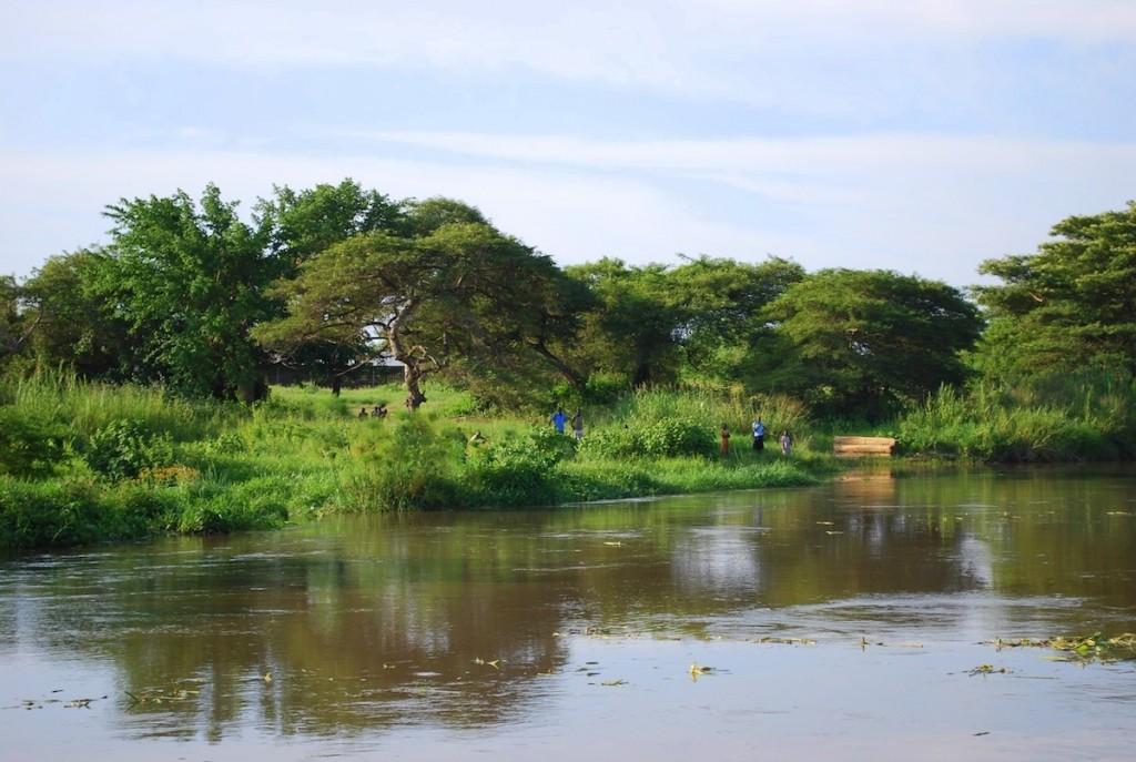 White Nile - South Sudan