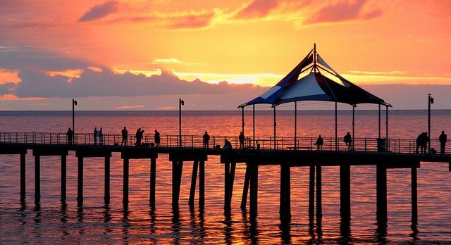 Noarlungha Pier - Adelaide, Australia