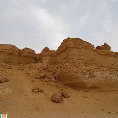 Whales Valley - Egypt