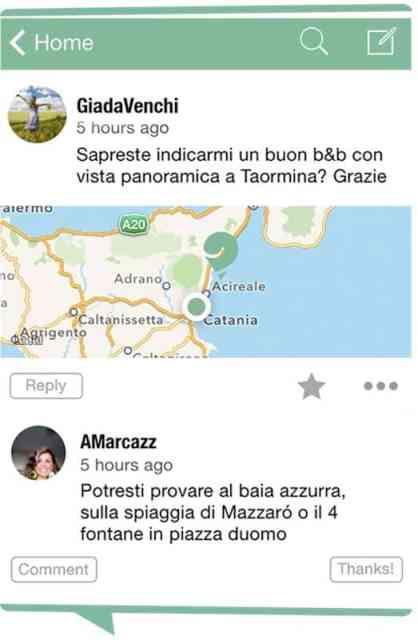 PanPan - Travel App