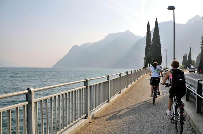 Bike tour - From Rovereto to Trento