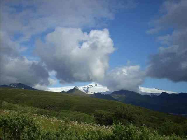 Vatnajokull glacier - Iceland