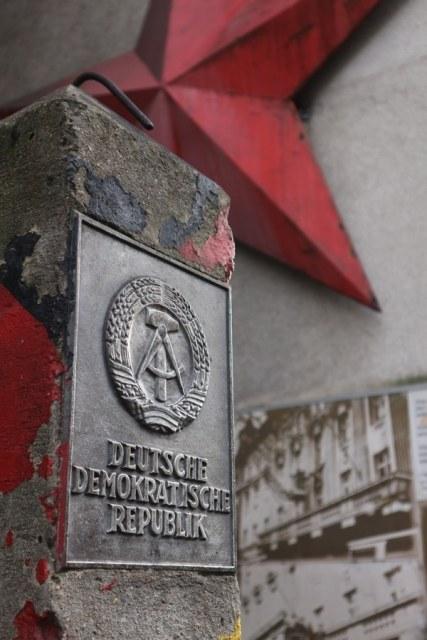 Check Point Charlie - Berlin