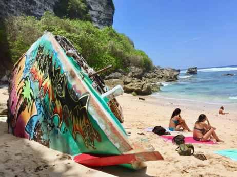 Uluwatu Surf Break