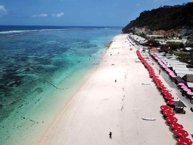 7 best beaches to visit around uluwatu, bali -
