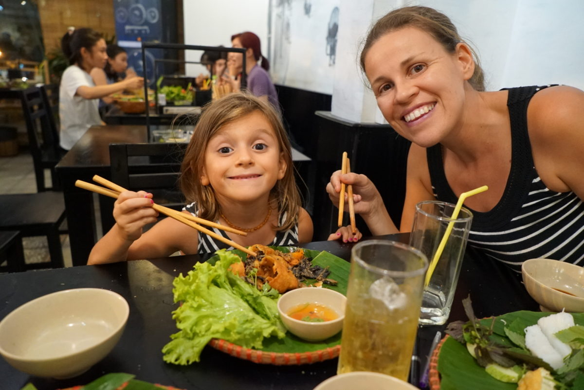 keep healty travelling with kids