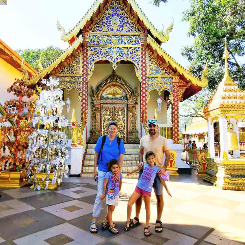 Thinkingnomads Family in Asia