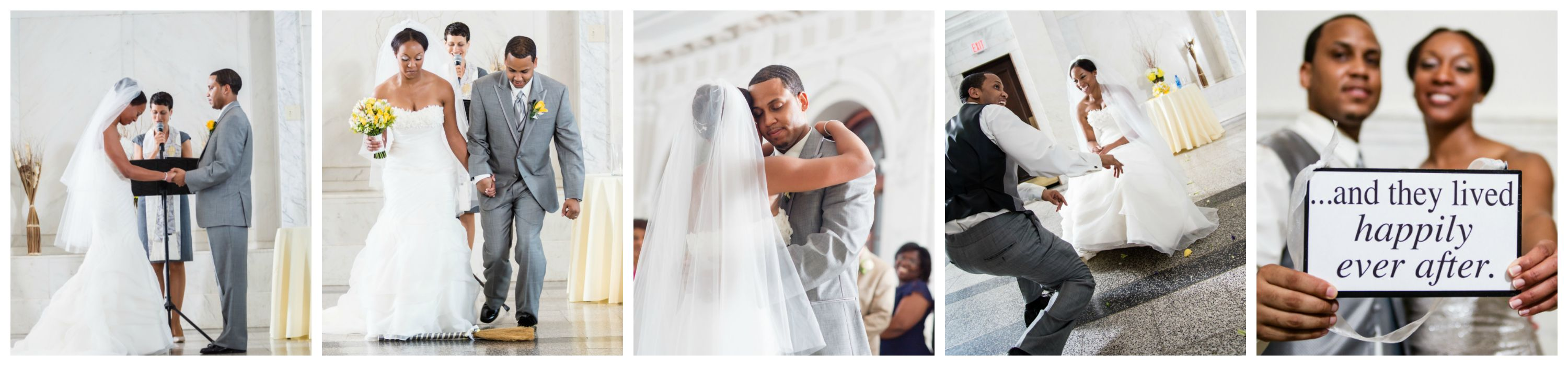 our debt free wedding story