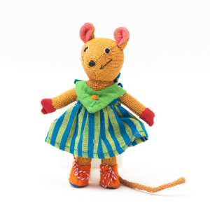 Barefoot Mouse (medium girl)