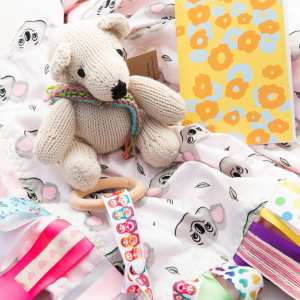Something Soft for Baby (large giftpack)