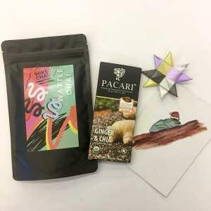 CHOCOLATE & CHAI GIFT PACK