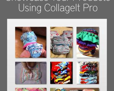 How To Make An Easy Photo Collage To Showcase Your Products Using CollageIt Pro