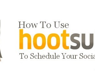 How To Use Hootsuite To Schedule Your Social Media