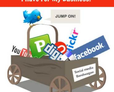 Which Social Media Accounts Should I Have For My Business?