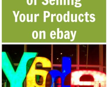 Disadvantages of Selling Your Products on Ebay