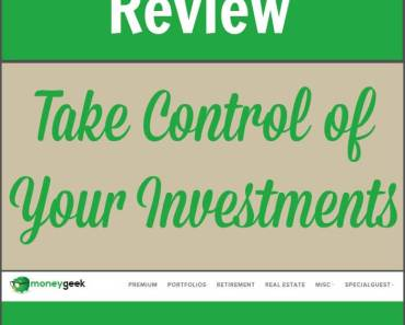 Take Control of your Investments - MoneyGeek.ca Review