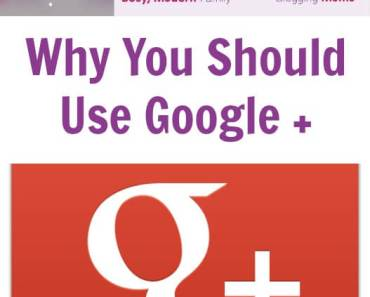 Why You Should Use Google +
