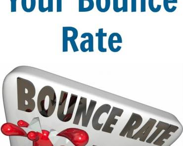 Decrease Your Bounce Rate