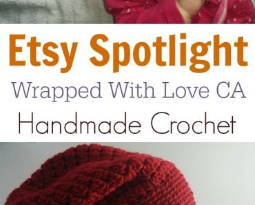 Etsy Shop Spotlight - Wrapped With Love CA