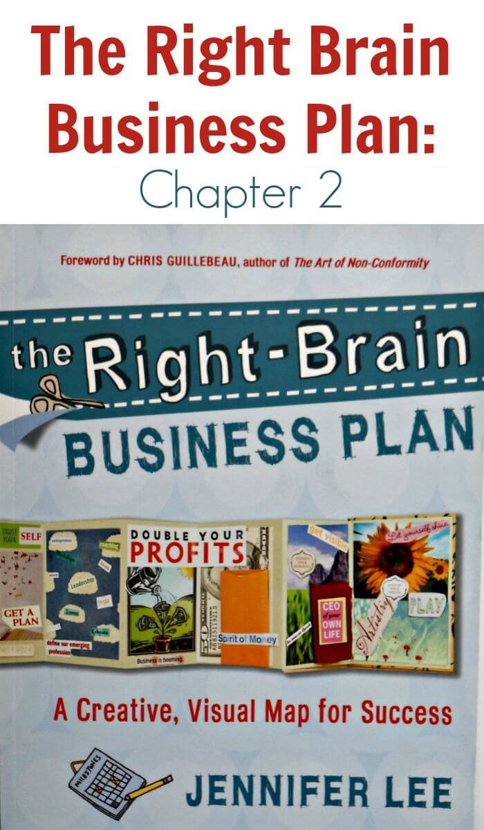 business plan chapters