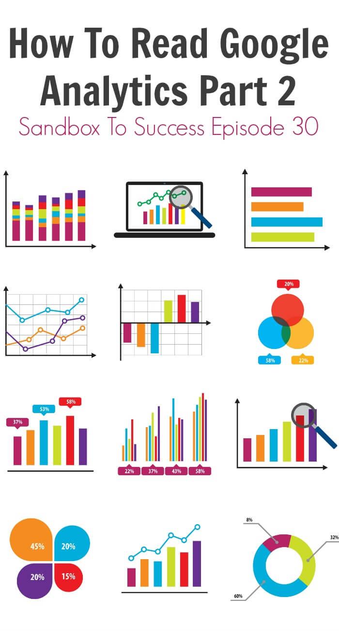 how to read google analytics data