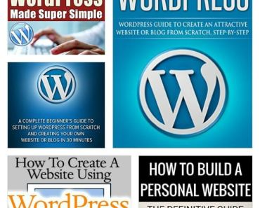 5 FREE WordPress eBooks