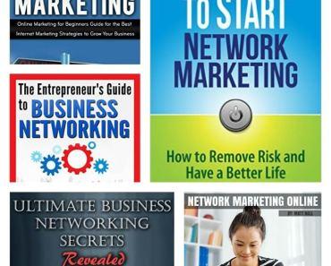 5 FREE Network Marketing eBooks