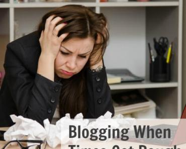 Blogging When Times Get Rough - Sandbox To Success Episode 038