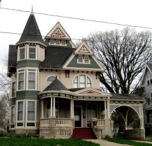 Old-Style Victorian House