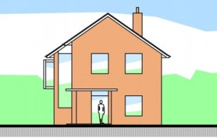 house design plans elevation for planning approval
