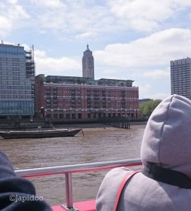 The OXO Tower.