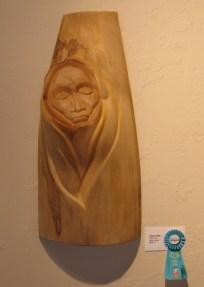 """""""Aspen Elder"""" Jean Frey, aspen wood"""