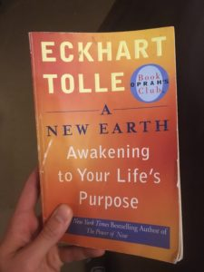 new earth eckhart tolle book review