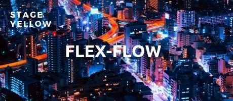 stage yellow flexflow spiral dynamics