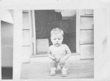 Don as baby