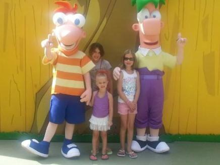 """""""You're #1 John!"""" Phineas and Ferb"""
