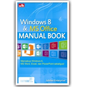 windows 8 dan ms office manual book