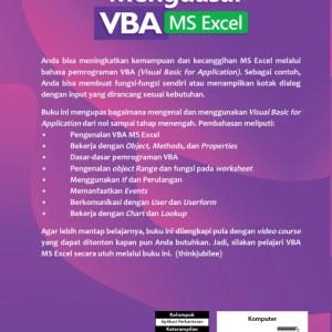 Langkah Demi Langkah Menguasai VBA MS Excel