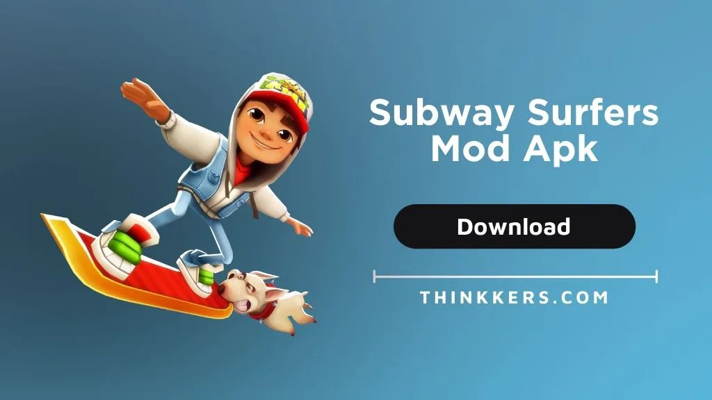Subway Surfers Mod Apk - Copy