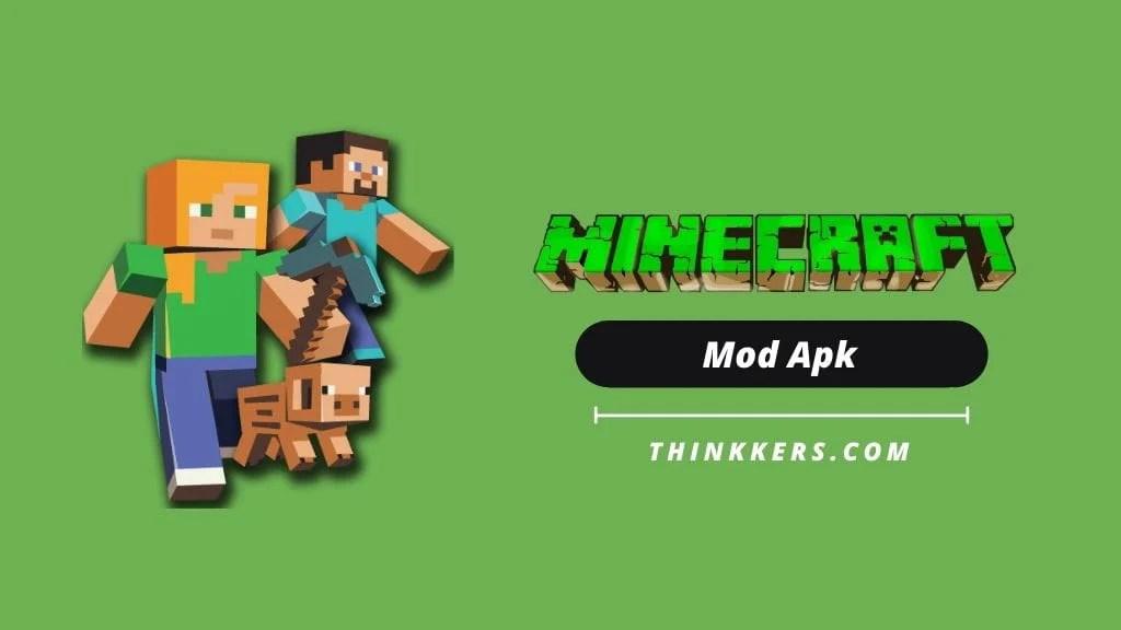 Minecraft Pe Mod Apk V1 16 100 52 One Hit Kill Unlocked Download