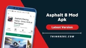 Asphalt 8 Mod Apk