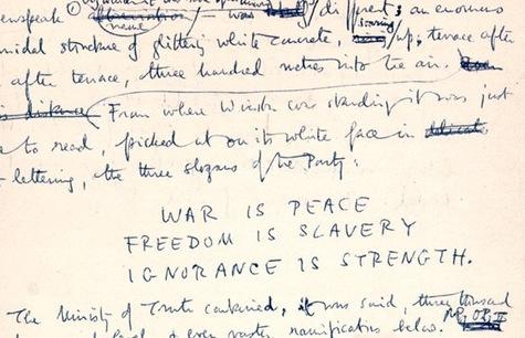 Orwell_manuscript