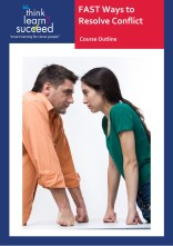 FAST Ways to Resolve Conflict1
