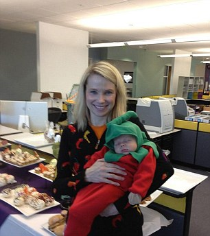 Yahoo CEO- Marissa Mayer under fire for building personal nursery next to her office