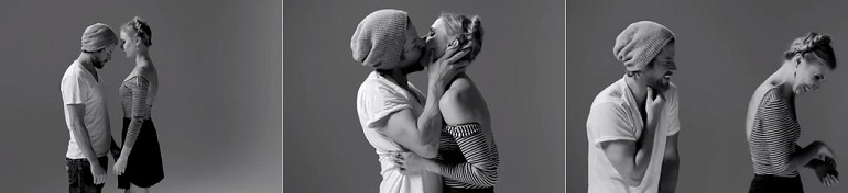 Once upon a viral kiss: The Pursuit of an Internet Sensation.