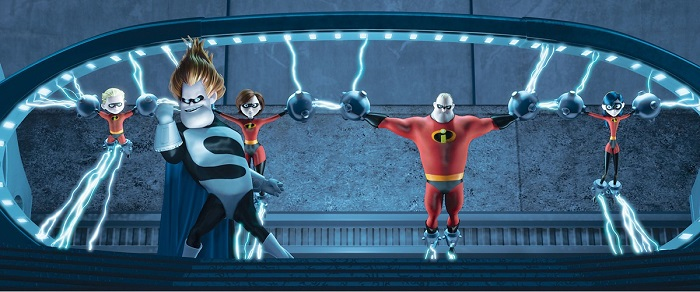 Social Meida managers sometimes acting like The Incredibles